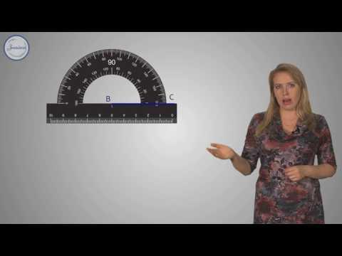 Математика 5кл Измерение углов  Транспортир