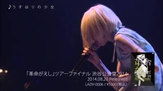 6月1日に行われた「革命がえし」ツアーファイナル 渋谷公会堂の模様をフ...