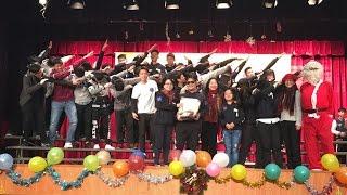 2016-2017 上水官立中學 班際歌唱比賽 5B