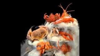 Bar à huîtres // d o r r PARIS // Les plateaux de fruits de mer d o r r PARIS sur carboglace
