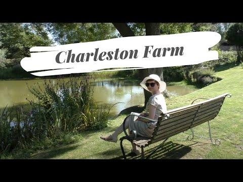 Bloomsbury in Sussex: Charleston Farmhouse & Berwick Church | Snapshots