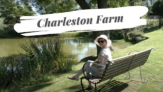 Bloomsbury in Sussex: Charleston Farmhouse & Berwick Church | Snapshots