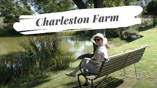Bloomsbury in Sussex: Charleston Farmhouse & Berwick Church   Snapshots