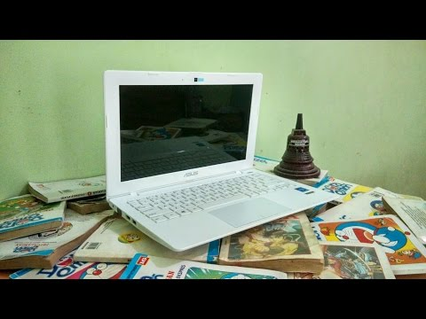 Asus X200M 116 Notebook PC Unboxing