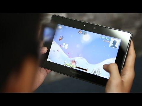 Blackberry Playbook Giá Chỉ 1tr190 - Trải Nghiệm Các Khả Năng Giải Trí - 동영상