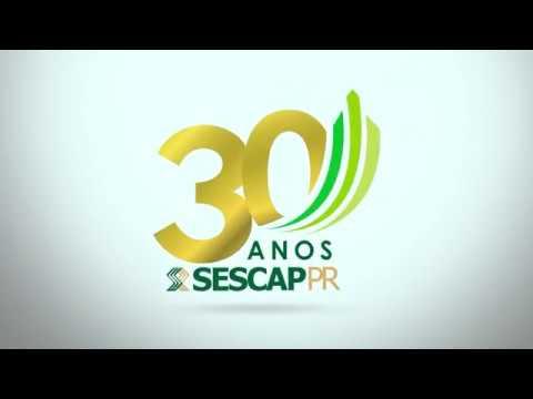 SESCAP-PR celebra 30 anos!