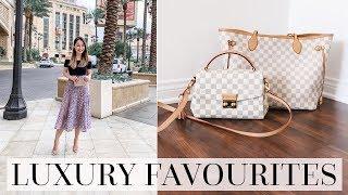 Current Luxury Favourites | Louis Vuitton, Tatcha & Dior