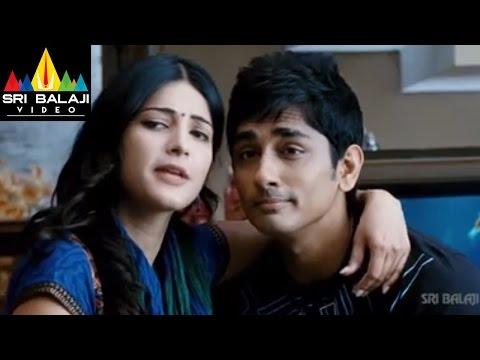 Oh My Friend Telugu Full Movie Part 6/11| Siddharth, Shruti Haasan, Hansika | Sri Balaji Video