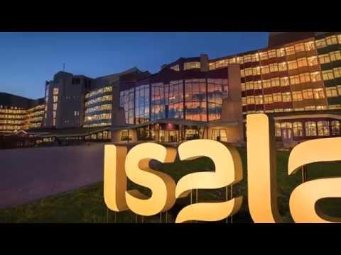 Impressie ziekenhuis Isala Zwolle