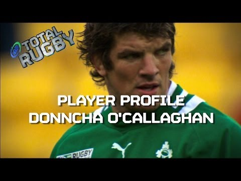 [PLAYER PROFILE] Donncha O'Callaghan