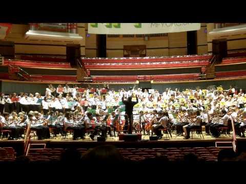Vaughn William's Concerto Grosso, Intrada, March And Reprise