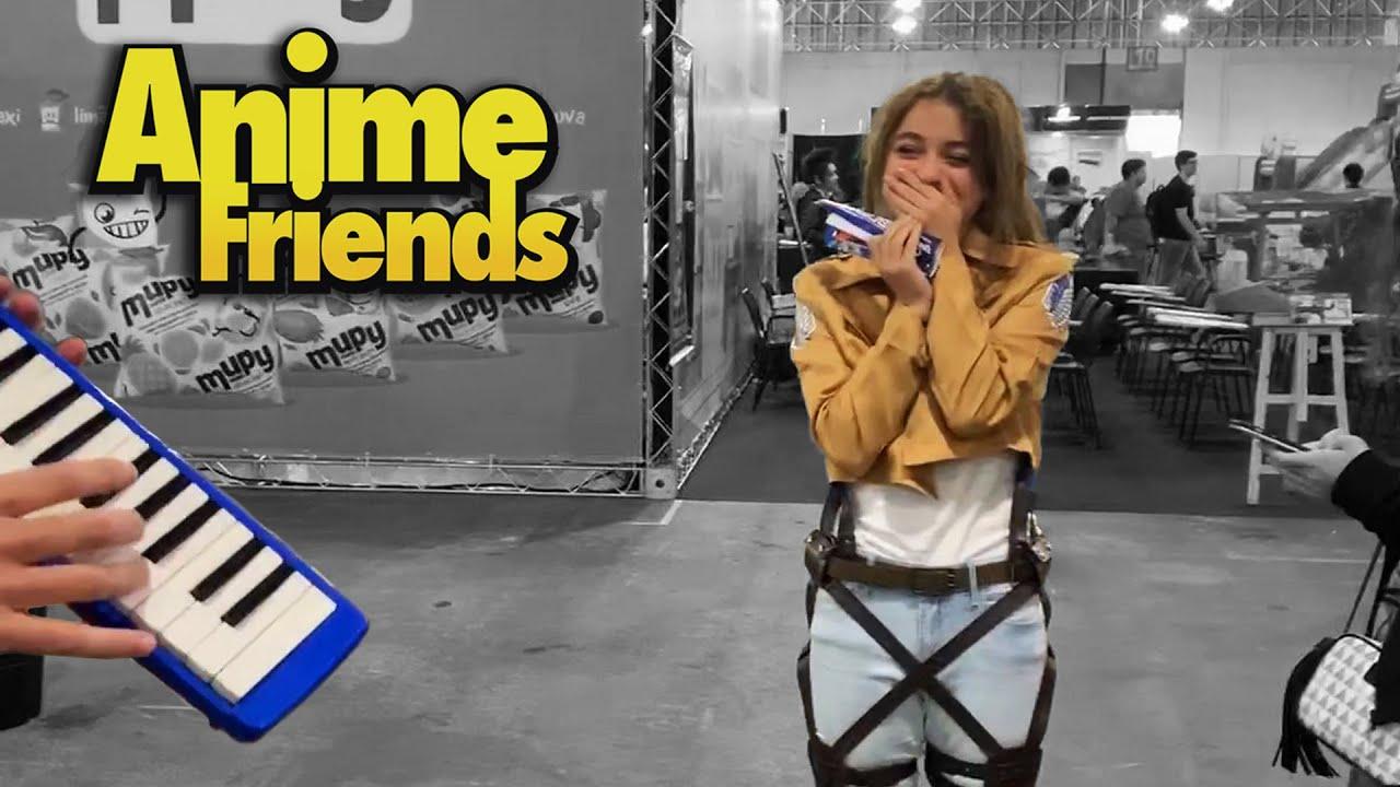 Download Surpreendendo Cosplayers com as suas Músicas! - ANIME FRIENDS