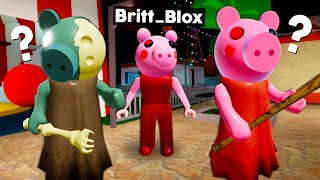 I PRETENDED To Be PIGGY! You Won't Believe What Happened! (Roblox)