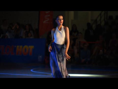 Arta Qaili / IDO Latino Show Solo Juniors / Dancers United Mk