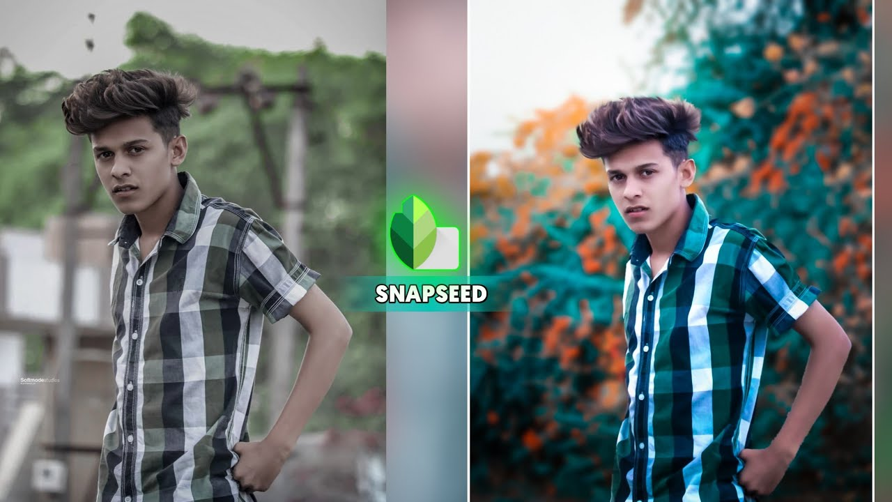 New Snapseed Background Change Trick 😲 | Snapseed Photo Editing - AF EDIT