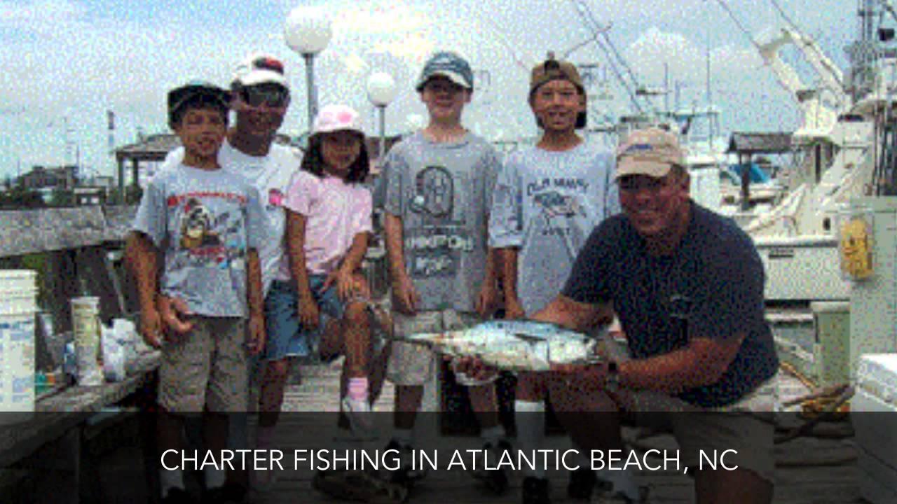 Charter fishing atlantic beach nc magic sport fishing llc for Atlantic beach nc fishing report