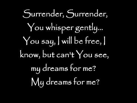 Barlowgirl surrender