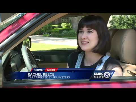 Several cars targeted by prank in Leawood - but nobody is laughing