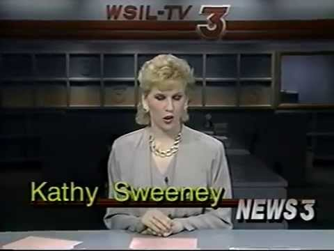 WSIL-TV 5pm Newscast, April 5, 1993