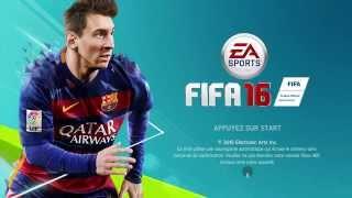 [Fr]FiFa 16 Découverte (Xbox 360)