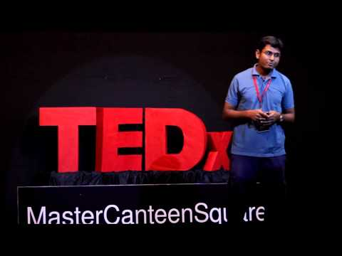 What Are You Afraid Of?: Harsh Snehansu at TEDxMasterCanteenSquare