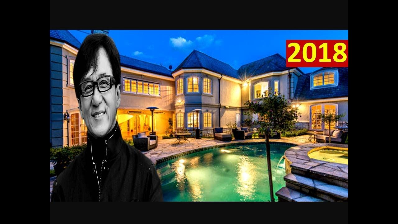 Jackie Chan House 2018 Inside Outside Youtube