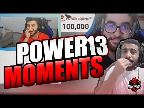 POWER Moments .13 |شكرا 100 الف مشترك ❤!