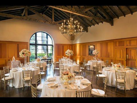 Wedding Tour of The University Club of Pasadena