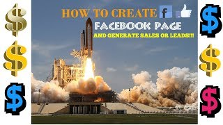FB page tutorial (Tagalog version part 1)Facebook 101- Series
