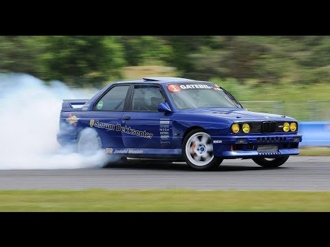 1100hp Bmw M3 E30 Turbo With Supra Engine Going Crazy Youtube