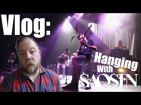 Vlog: Hanging Out With Saosin