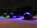 LED Jeep Wrangler Accessories - Rock Lights, Halo's, Lightbars and MORE!!!