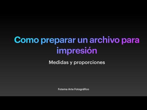 Seminario Archivos para Impresión