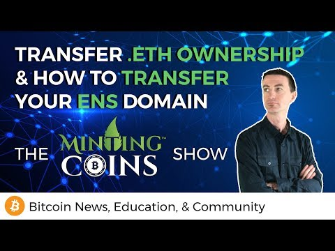 Transfer .Eth Ownership | How To Transfer ENS Domains