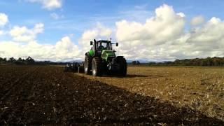 Deutz fahr Agrotron X720 Temuco, Chile
