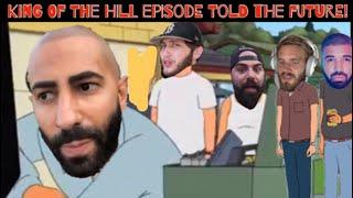 King of the Hill Explains FouseyTube