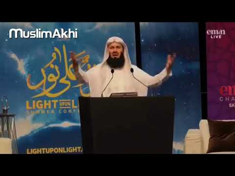 Mufti Menk | Light Upon Light Conference London 2017