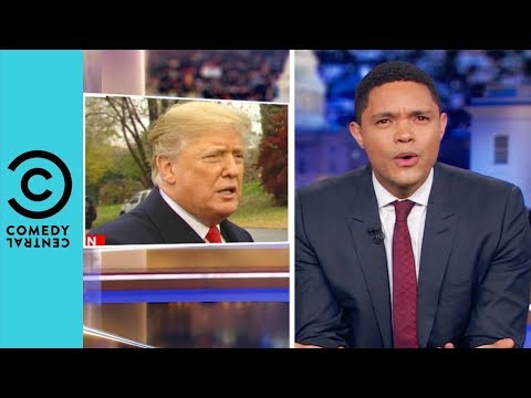 Donald Trump Denies His Own Climate Change Study | The Daily Show With Trevor Noah
