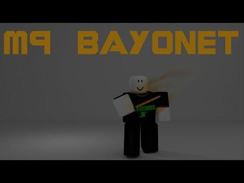 Roblox Script Showcase Episode#931/1ndrew's M9 Bayonet - Музыка для Машины