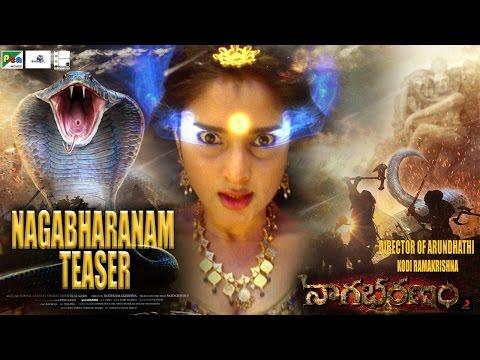 Nagabharanam - Official Telugu Teaser |...