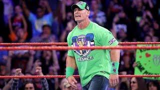 ULTIMA HORA John Cena NO SE RETIRA de la WWE