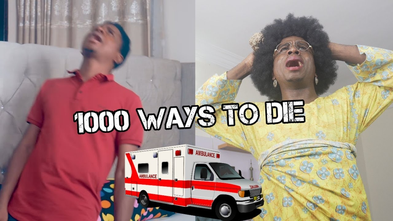 1000 WAYS TO DIE IN AN AFRICAN HOME | Mc Shem Comedian