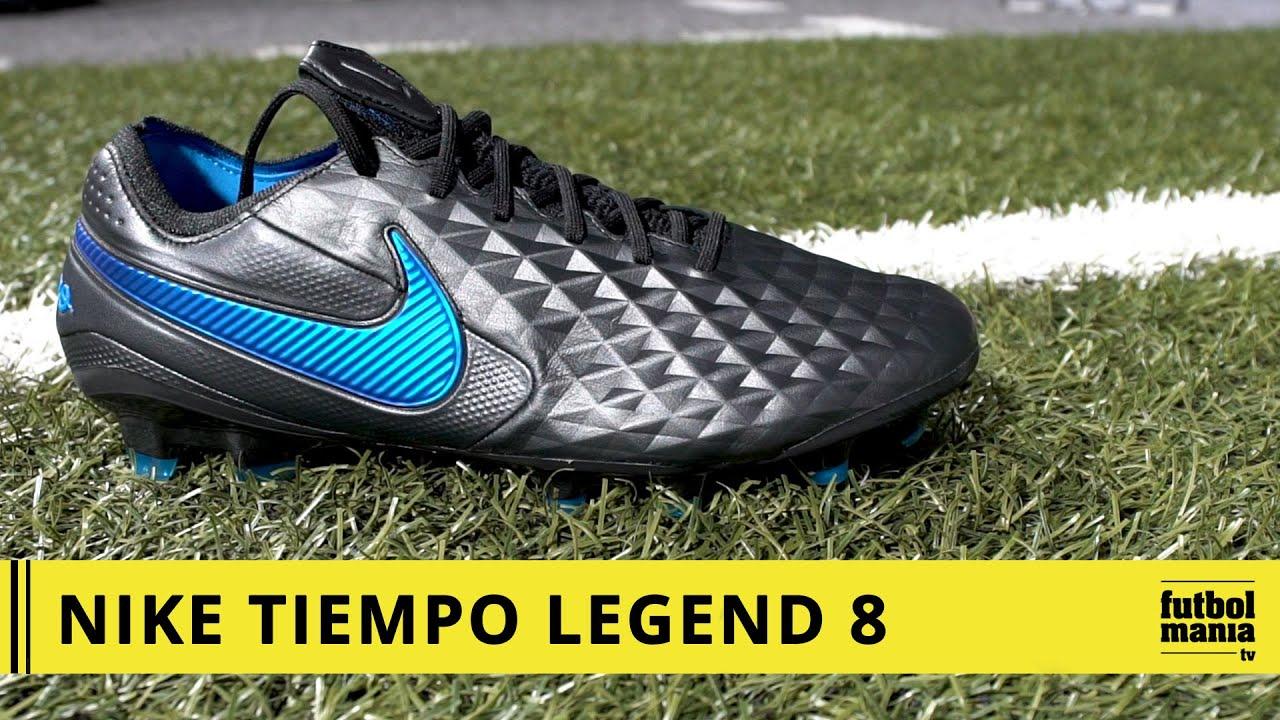 Nike Tiempo Legend 8 Elite AG PRO Botas de fútbol para césped artificial
