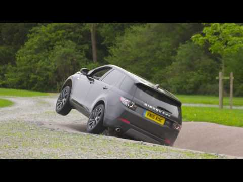Live Test Drive - Discovery Sport