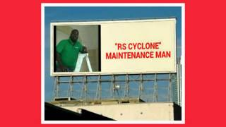 "Crop Over 2015 - ""RS CYCLONE"" MAINTENANCE MAN"""