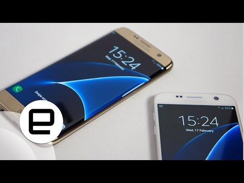 Samsung Galaxy S7 y Galaxy S7 edge: Primeras impresiones | Engadget en español