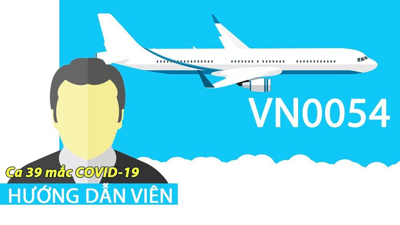 Người thứ 39 mắc COVID-19 là hướng dẫn viên du lịch ở Hà Nội | VTV24