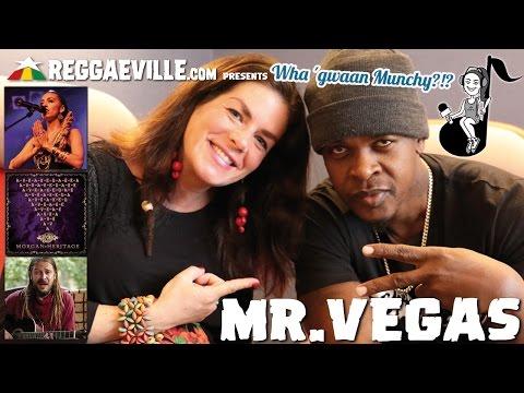 Mr. Vegas @ Wha' Gwaan Munchy?!? #35 [April 2017]