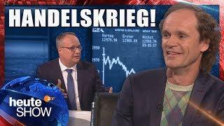 Das Ende der deutsch-amerikanischen Freundschaft? (Olaf Schubert) | heute-show vom 01.06.2018