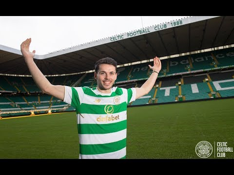 Celtic FC - Lewis Morgan Media Conference